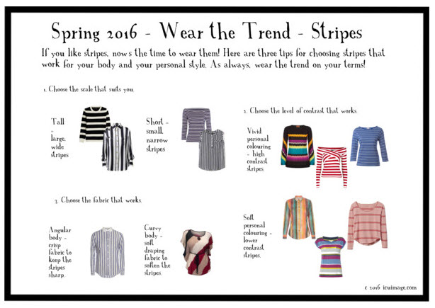 Spring 2016 Stripes
